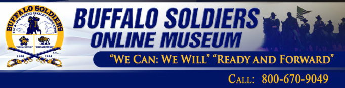 Buffalo Soldiers Online Museum